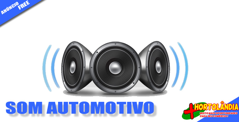 categoria Som Automotivo em hortolandia